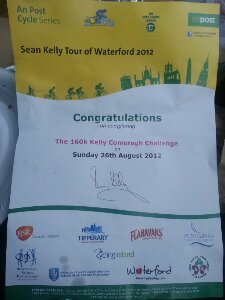 Sean Kelly Tour (3/3)