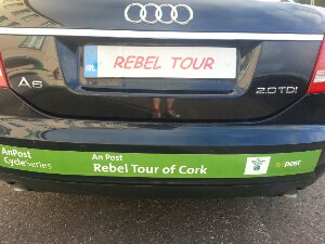The Rebel tour (3/3)